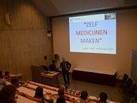 Lunchlezing farmacie